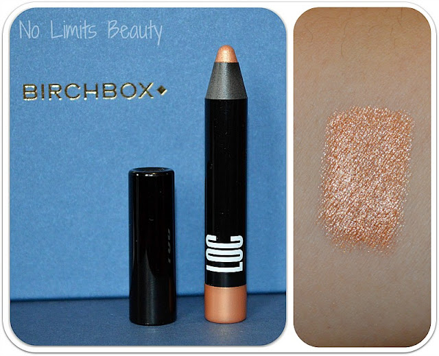 BirchBox Febrero 2016 - Eyeshadow Stick de LOC