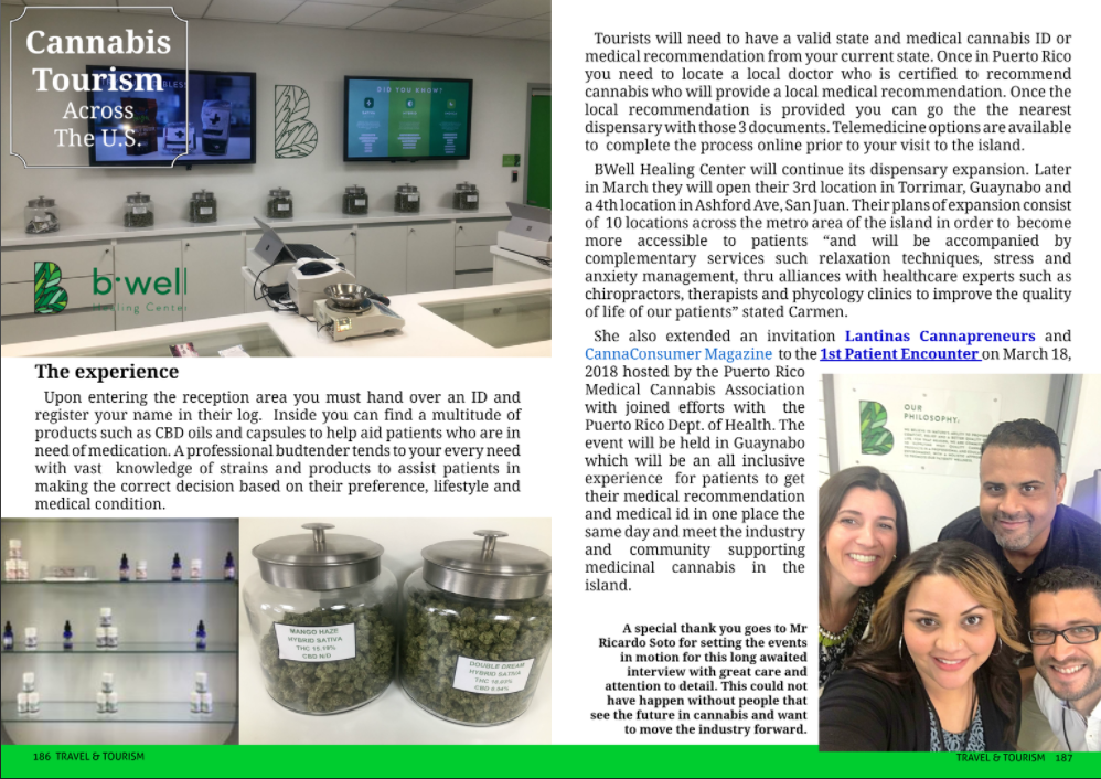 CannaConsumer. Issue March/April 2018