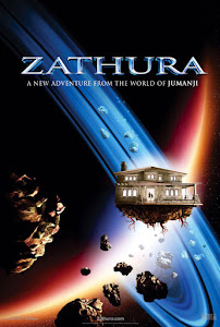 Zathura: A Space Adventure Poster