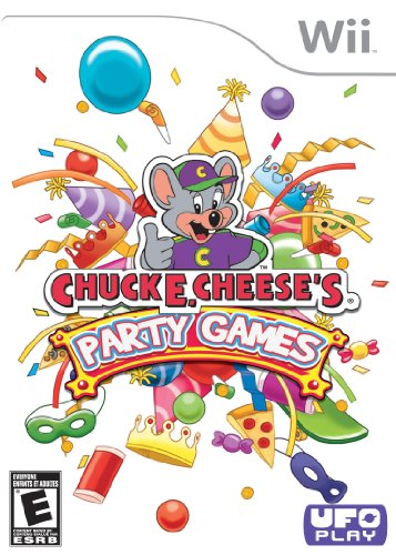 Just Some Games Chuck E Cheese Party Games InDepth Review