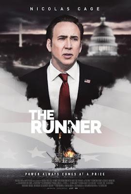 The Runner 2015 DVD R1 NTSC Latino