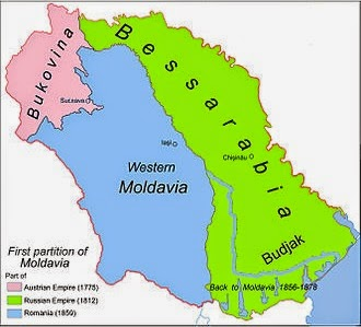 Back in the USSR: Are Moldovans Romanians?