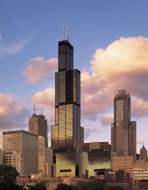 La Willis Tower à Chicago