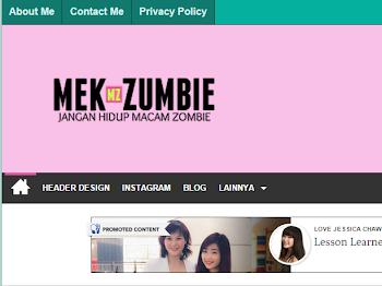 Blog Mek Zumbie