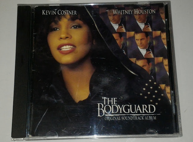 Cd The Bodyguard Original Soundtrack Album Gudang Musik Shop