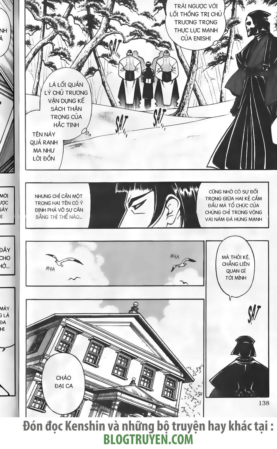 Rurouni Kenshin chap 214 trang 8