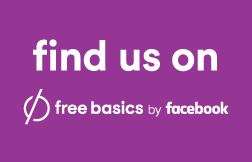 find us on free basics by facebook