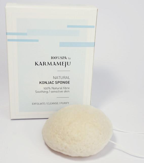 Tops & Flops der letzten Wochen #3 Karmameju - Natural Konjac Sponge