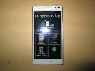 Hape LG L9 (P765) New Sisa Stok LG Indonesia