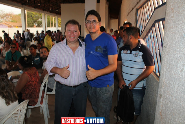 Deputado Dr. Neidson,Deputado Sávio Rosas, Bastidores da notícia