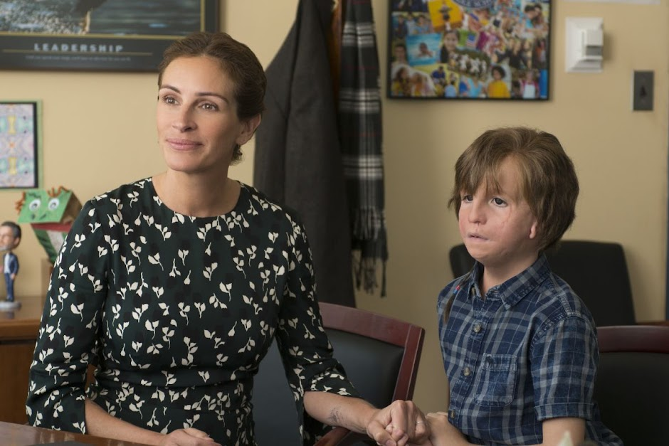 Extraordinário | Jacob Tremblay, Julia Roberts e Owen Wilson no 2º trailer da adaptação