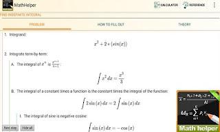 7. Math Helper Lite - Algebra