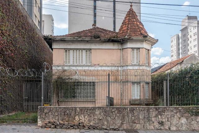 A casa de Dona Fraia Schrappe