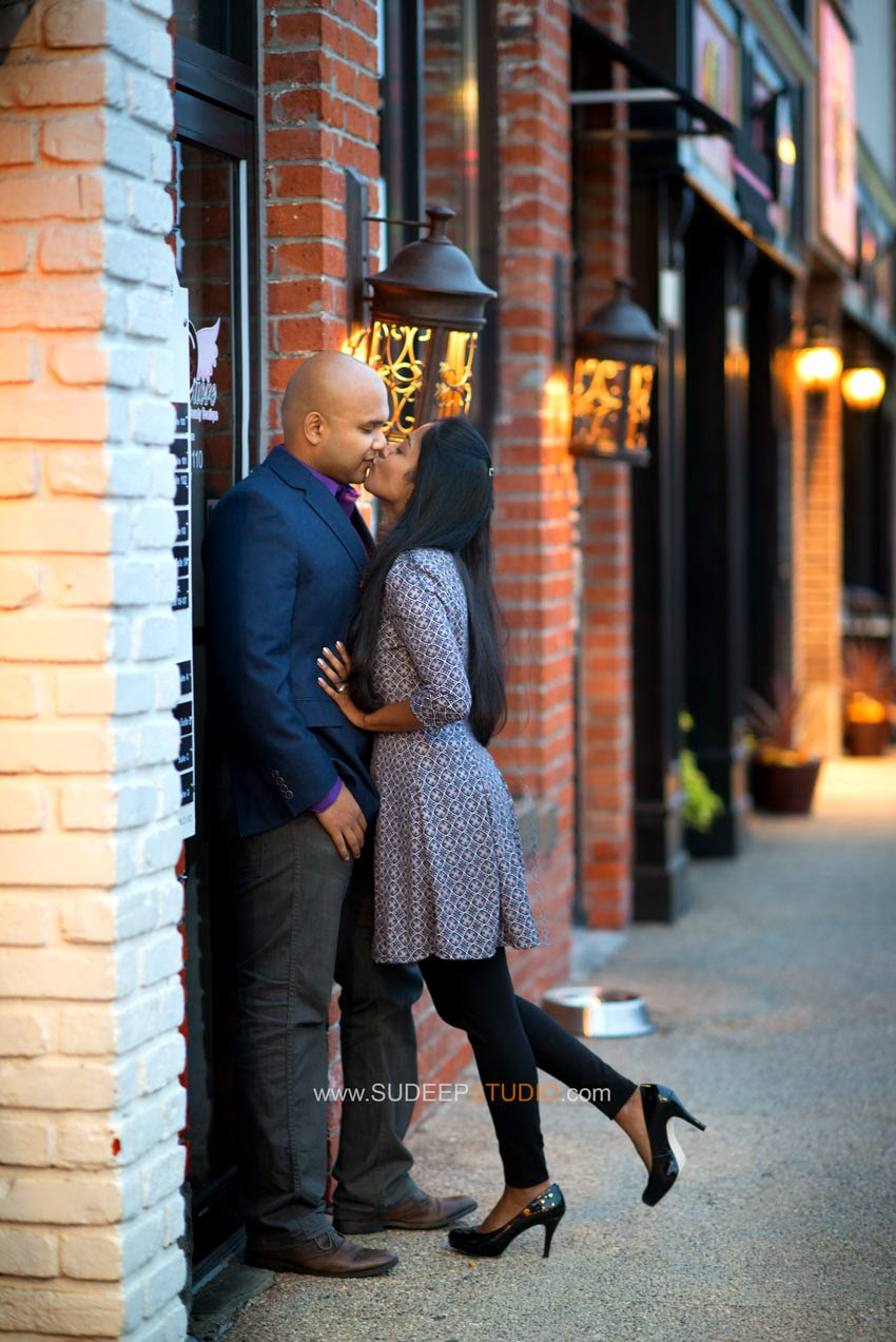 Rochester Wedding Engagement Session - Sudeep Studio.com