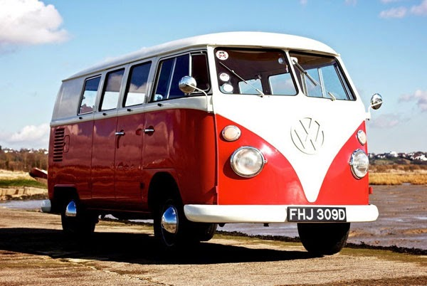 VW Splitscreen Campervan 1966 LHD