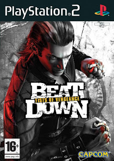 Beat Down Fists of Vengeance PAL PS2