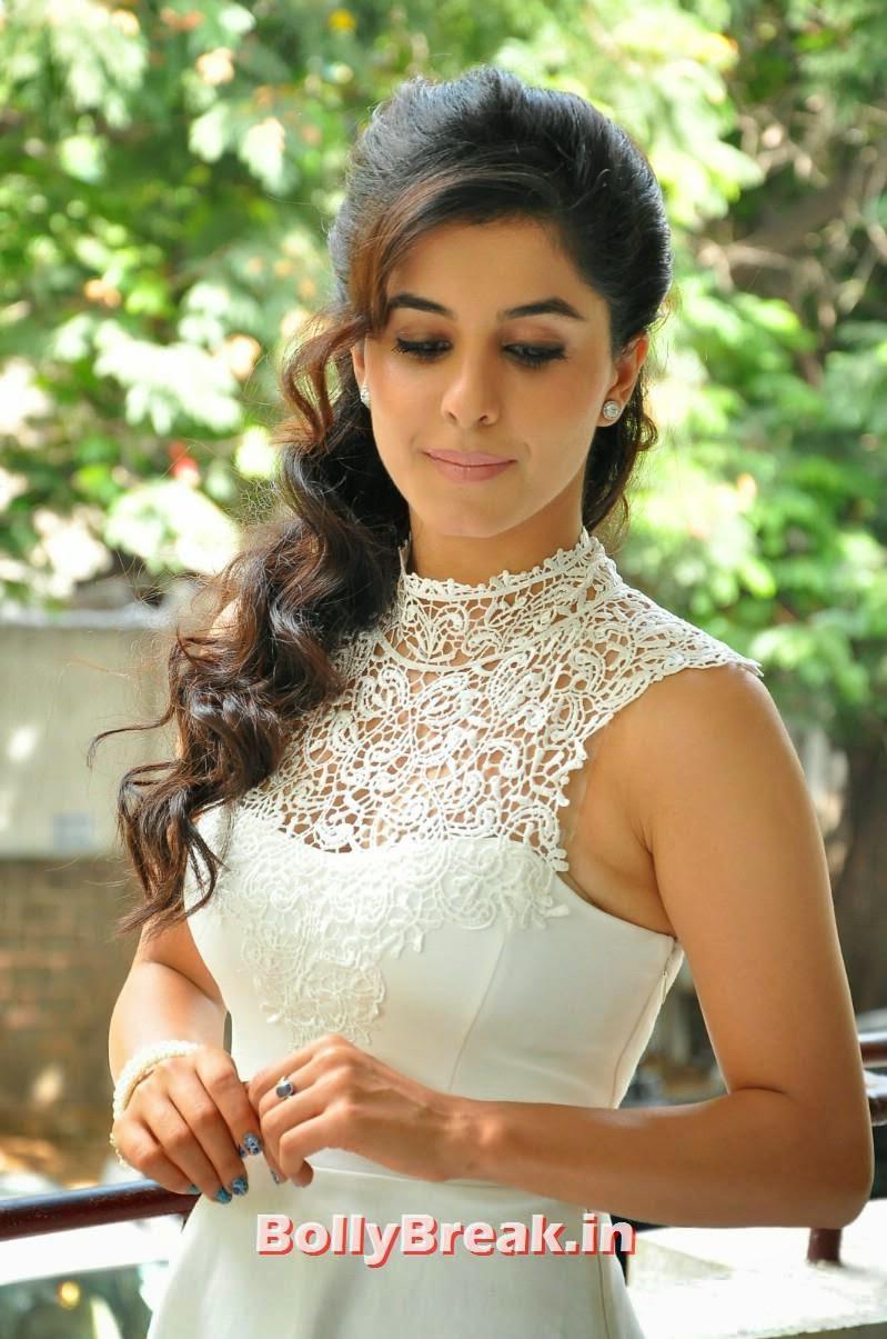 42, Isha Talwar Latest Photoshoot Pics in White Dress