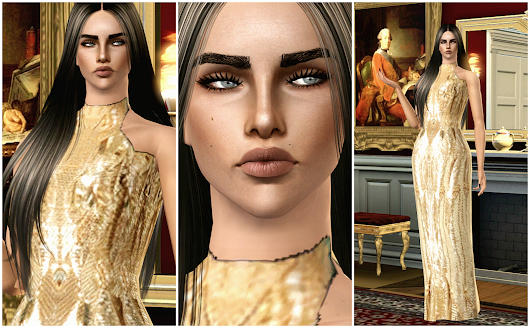 FIERCE by SACHA FIERCE: Fierce By sacha fierce for ts3; COUTURE BY SACHA FIERCE