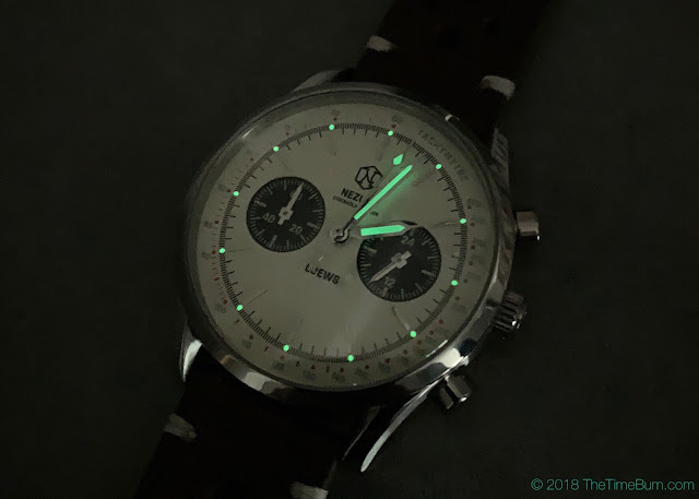 Nezumi Lowes white lume