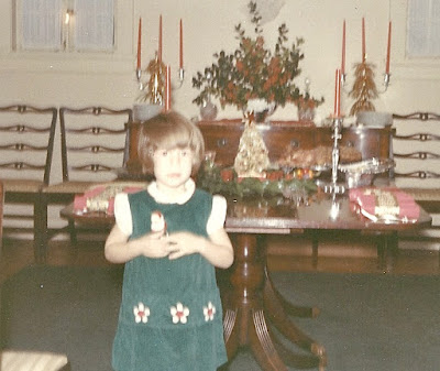 Throwback Thursday, Christmas Eve 1965 https://www.etsy.com/shop/JeannieGrayKnits