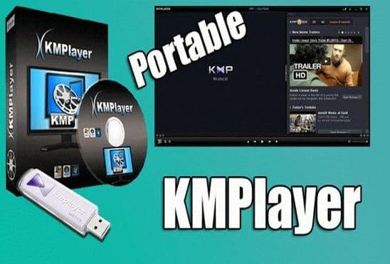 تحميل برنامج KMPlayer Portable عملاق تشغيل ملفات الميديا نسخة محمولة محدث دائما