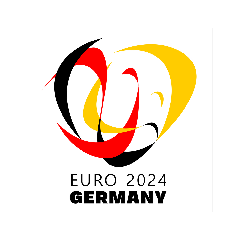 German Football Federation Launches Challenge For EURO 2024 Bid Logo
