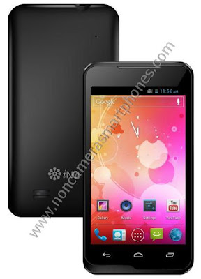 Non Camera iNO One Android Dual Sim 3.5G Android Smartphone.