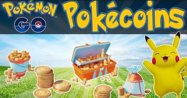 ... PokeCoin Gratis Resmi dan Aman untuk Pokemon GO - AndroID 2017