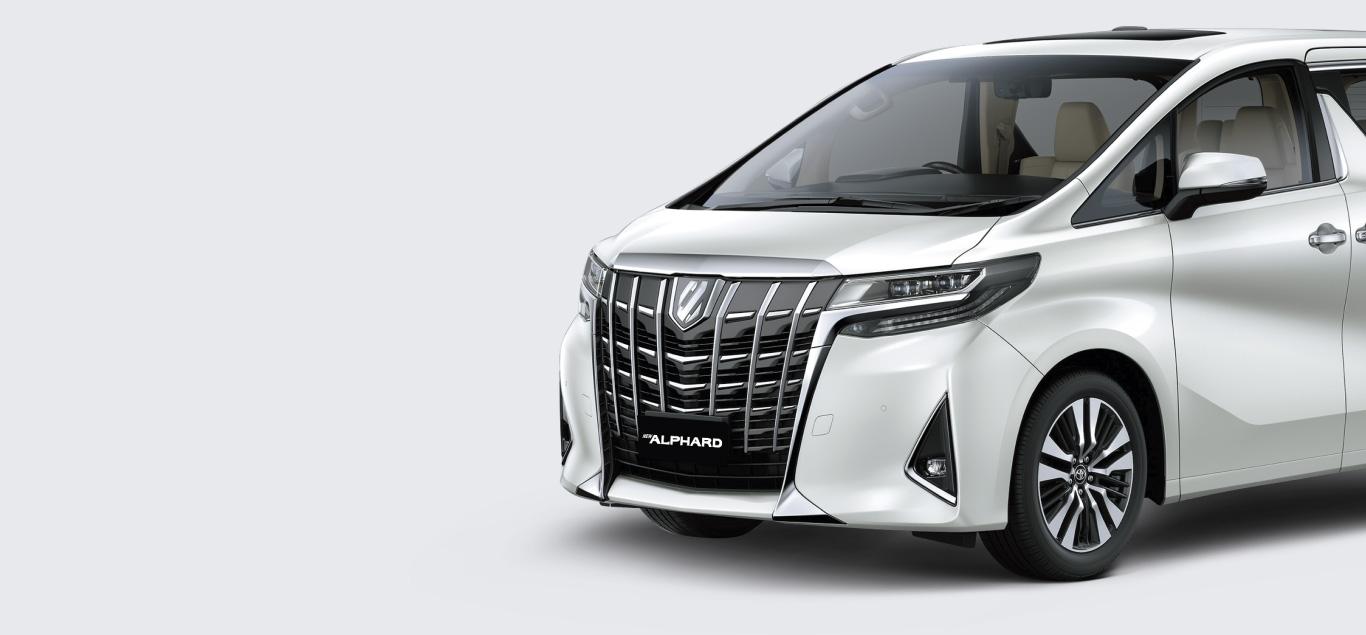 Harga All New Alphard 3.5 Q Bodykit Grand Veloz Astrido Toyota Authorized Dealer Dp Mobil Murah