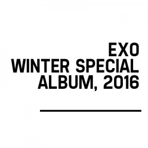 cd exo winter special album 2016 korean shop. Black Bedroom Furniture Sets. Home Design Ideas