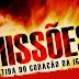 FRASES DE MISSÕES