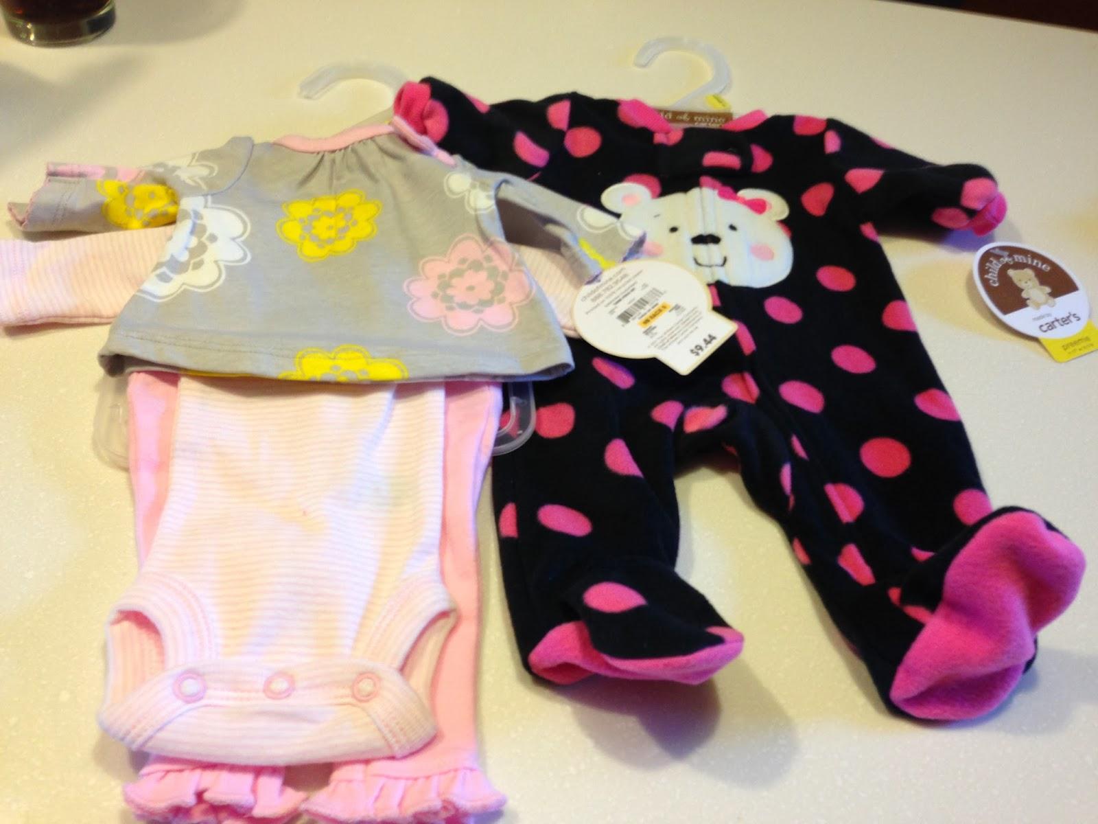 Carter's - Carter's Baby Girls' Hearts Windbreaker Jacket ... |Walmart Baby Jackets