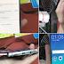 Foto's van opvouwbare smartphone Samsung