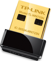 TP-Link TL-WN725n Télécharger Pilote Driver Gratuit