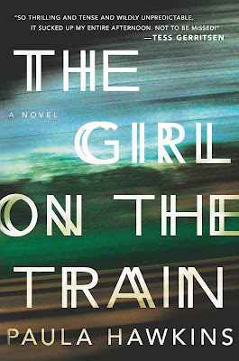The Girl on the Train Paul Hawkins