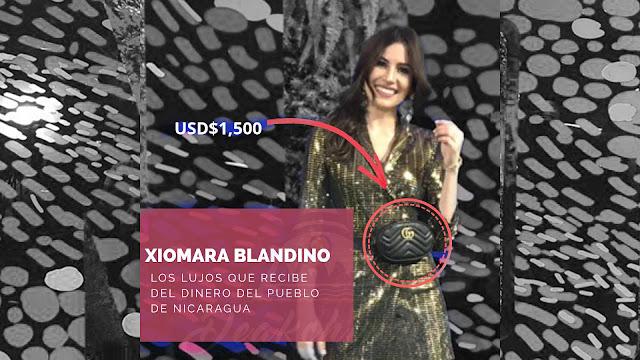 Xiomara Blandino, es una vergüenza nacional