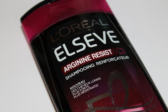 Shampooing Renforçateur - Arginine Resist - Elseve - L'Oréal