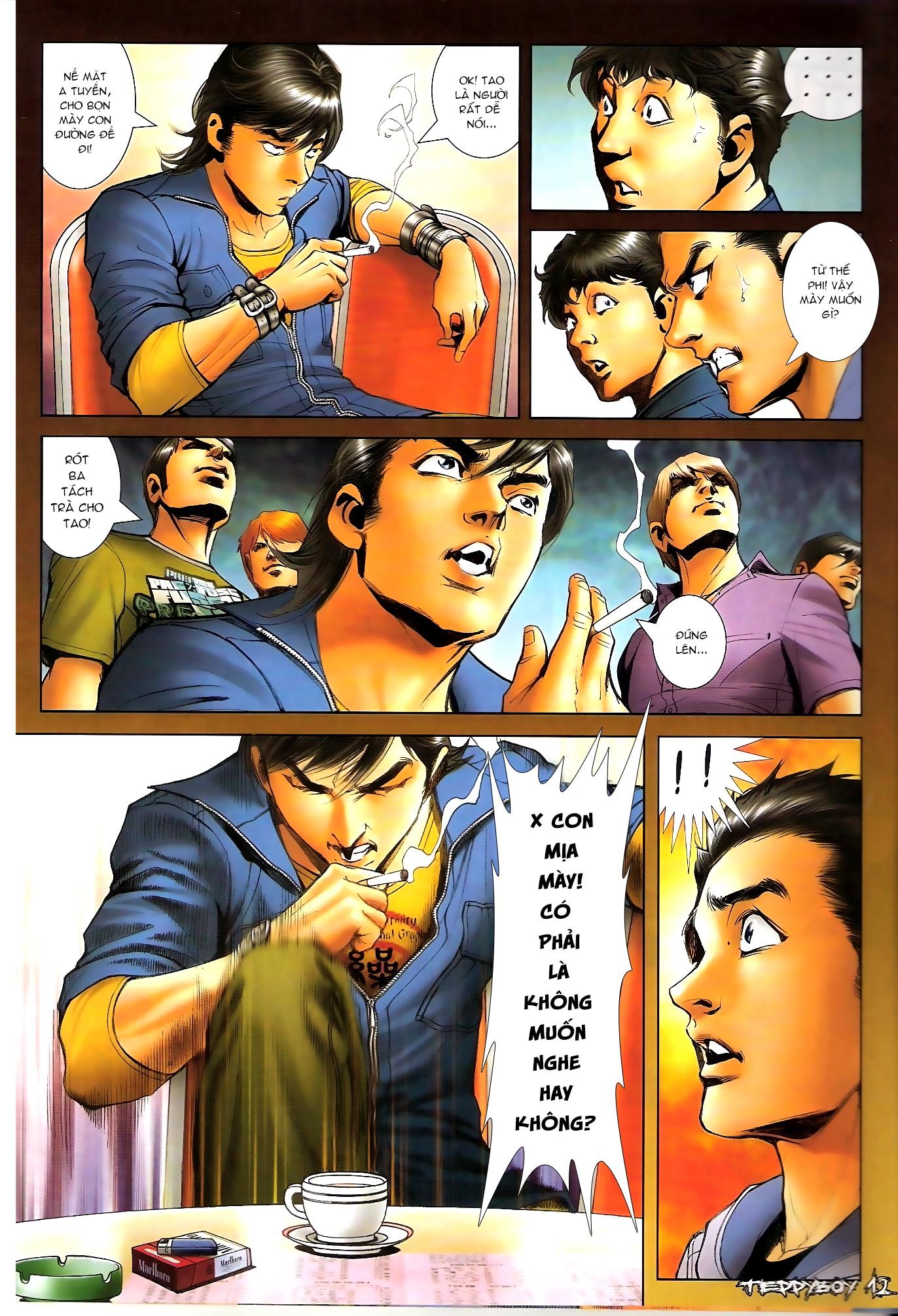 Người Trong Giang Hồ - Chapter 1293: Hạo Nam tái hiện - Pic 9