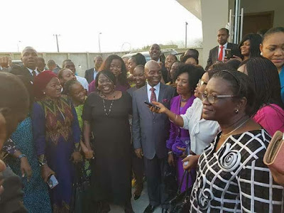 Bishop Oyedepo Dedicates N1 Billion Church Built By A Single Member (See Photos)