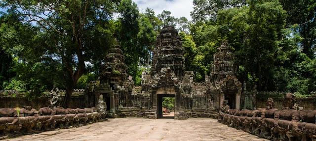 Camboya Angkor Siem Reap
