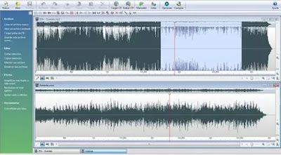 Sofware audio editing mudah digunakan