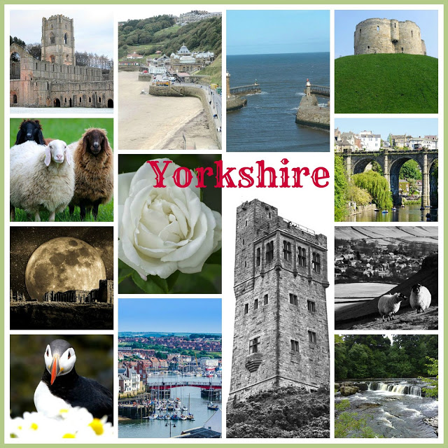 Yorkshire: beautiful countryside, fabulous shopping, a wonderful coastline, along with a wealth of history and culture.