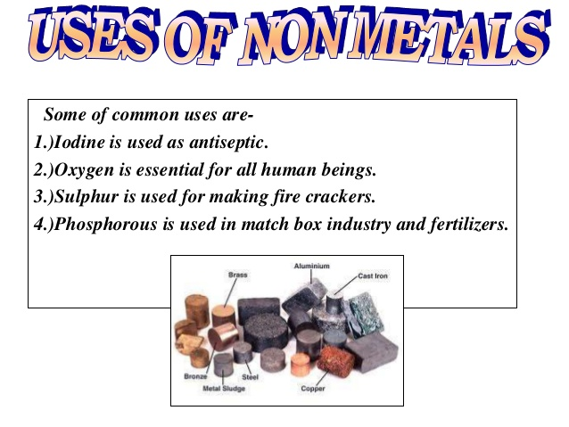 Study Notes For Delhi Public School Metals And Non Metals