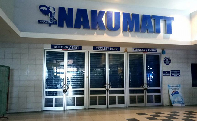 Nakumatt Mlimani City Mall shut down following failure to pay Rent