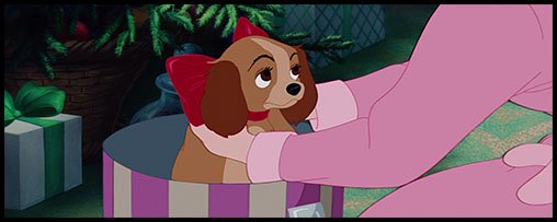 2014 The Year Of Disney Project Lady And The Tramp 1955