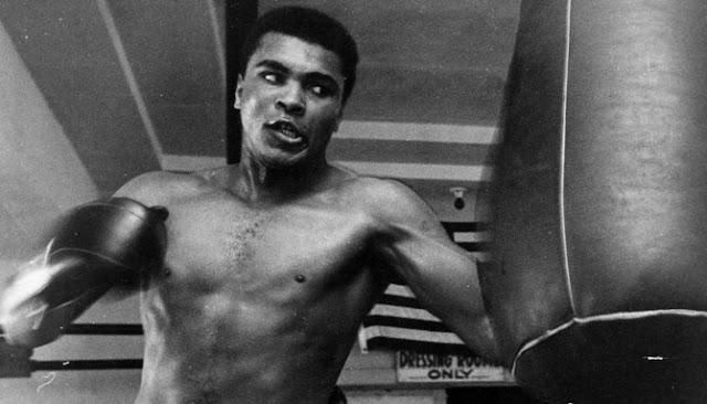 Inilah Sembilan Pesan Inspiratif Dari Seorang Muhammad Ali