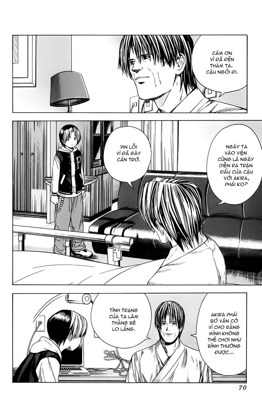 Hikaru No Go hikaru no go chap 107 trang 18