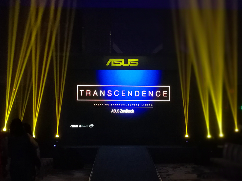 Ready for the Transcendence event!