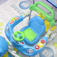 pmb t08 beruang car melody tricycle