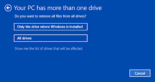 How to Reset and Refresh Windows